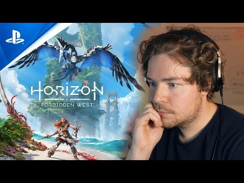 BEAUTIFUL ENVIRONMENT + VOLUMETRIC EFFECTS! – Horizon Forbidden West // Game Engine Developer Reacts