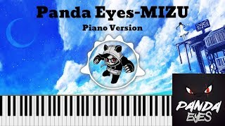 Panda Eyes-MIZU (Piano Version)