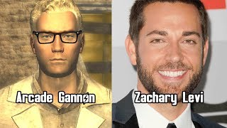 Characters and Voice Actors : Fallout: New Vegas