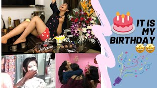 My birthday Vlog🤩❤️