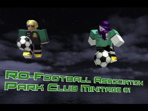 RO-Football Association   Park Club Highlights Minitage #1