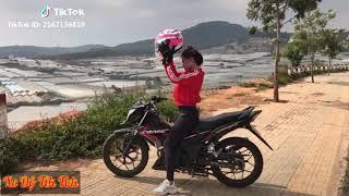 Tik Tok Việt Nam - Tổng Hợp Các Video Suzuki Satria (#1)