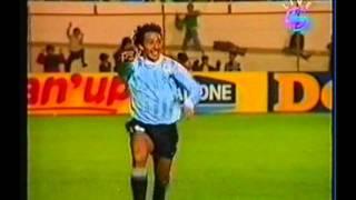 1991 (July 11) Brazil 1-Uruguay 1-(Copa America).mpg