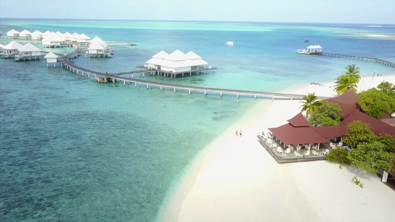 Diamond Thudufushi Maldives DJI Mavic Pro - YouTube