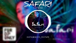 Safari serena status video