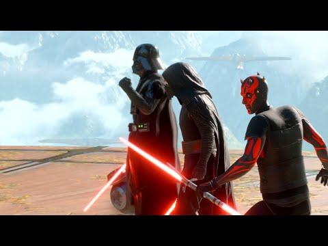 Battlefront 2 | Darth Maul Is SO Good! | Heroes Vs Villains
