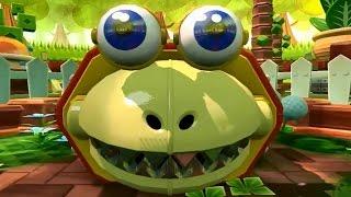 Nintendo Land - Pikmin Adventure - Full Walkthrough (Co-op) - Master Rank