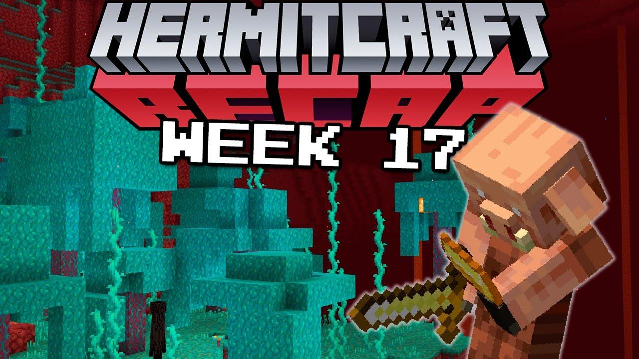 Hermitcraft Recap Season 7 - week #17