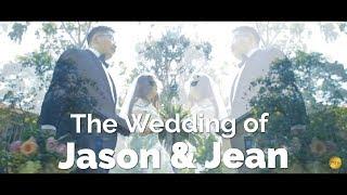 The Wedding of Jason & Jean