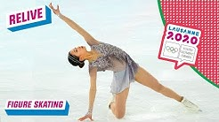 RELIVE - Figure Skating - Women's Short Programme - Day 2 | Lausanne 2020