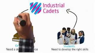 Industrial Cadets - getting skills back into UK industry