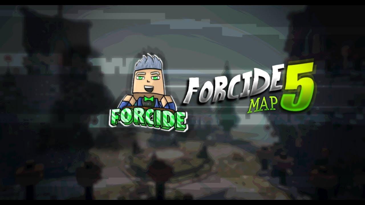 Forcide's Fifth Map Announcement | Sunday 1pm EST | 6pm GMT | 7pm CEST