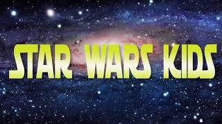 Star Wars Kids Season 1 - The Princesses, The Kid Jedi Heroes and Teamwork Lessons