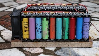 SUPER POWERFUL charger for 18650 type batteries!