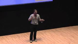 لؤي الشريف في تيد اكس المناهج - الجزء الثاني