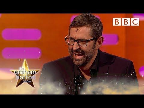 Graham's hilarious internal monologue stunt | The Graham Norton Show - BBC