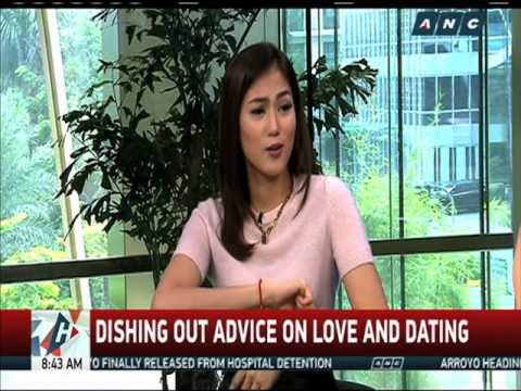 Some Rules Of Dating According To Alex Gonzaga