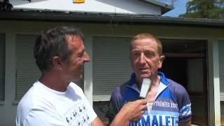 Paul Abadie Team Pyrénées 2012
