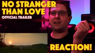 REACTION! No Stranger Than Love Official Trailer #2 - Alison Brie Comedy