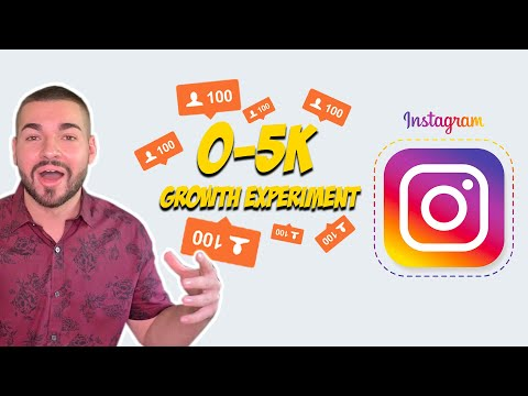 "Gaining 5,000 Followers Live With New Instagram ""Super Growth Tool"""