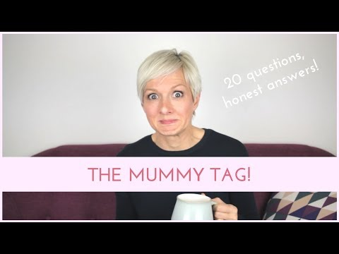 The Mummy Tag! | More kids? | Co sleeping? | Weight gain?