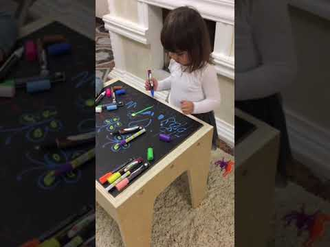Art Light Activity Table Art & Play!