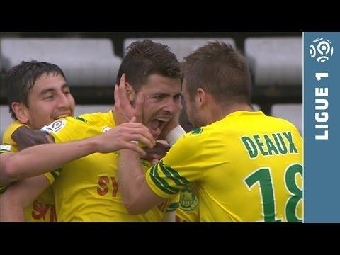 Goal Filip DJORDJEVIC (64') - Girondins de Bordeaux - FC Nantes (0-3) - 2013/2014