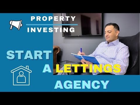 Setting up a letting agency in the UK