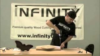 Infinity Cutting Tools - Tray Making Templates & Kits