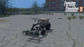Farming Simulator 15- МТЗ 80 КУН