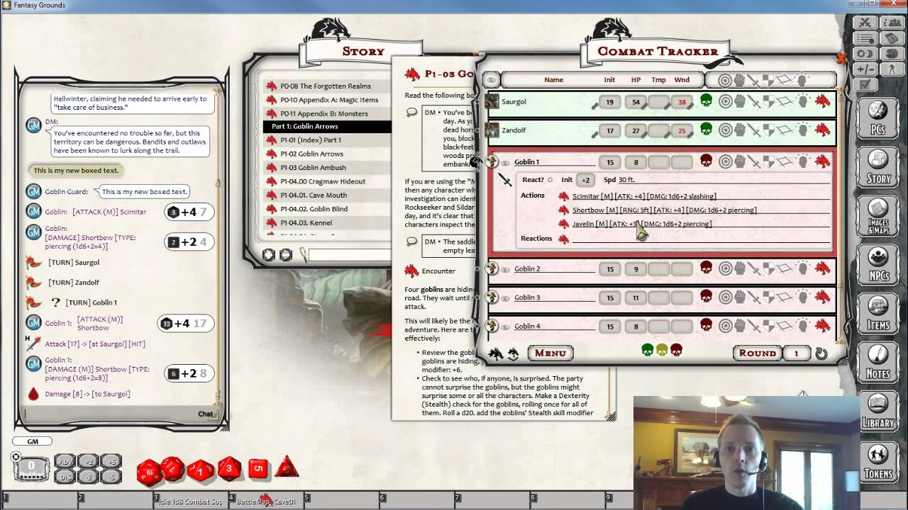 Fantasy Grounds: D&D Lost Mine of Phandelver - SmiteWorks | Dungeons &  Dragons 5e | Dungeon Masters Guild