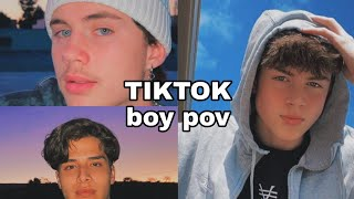 TIKTOK - boys pov 💫*full screen*💫