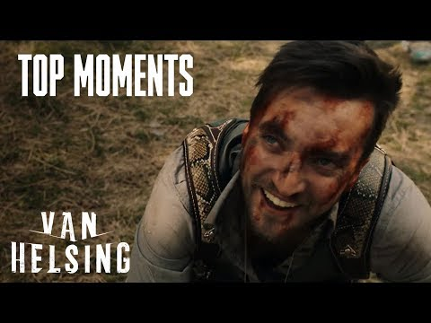 VAN HELSING | Season 4, Episode 6: Max Meets His End | SYFY