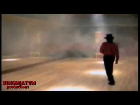Michael Jackson NEW RARE Dancing in his private studio in Neverland