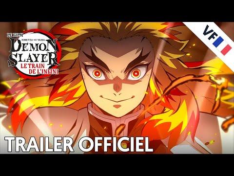 Demon Slayer -Kimetsu no Yaiba- Le film : Le train de l'infini VF | Trailer Officiel