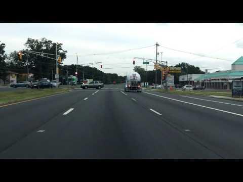 US 9 - New Jersey (NJ 18 to NJ 35) northbound