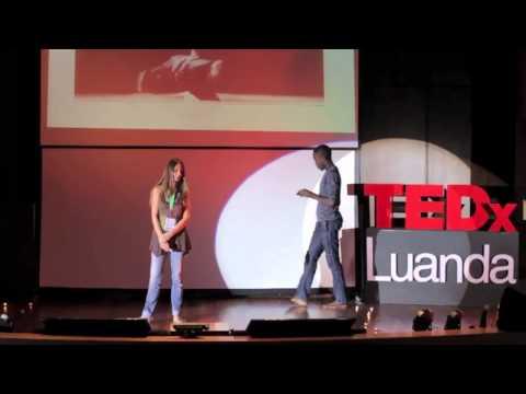 Pioneira da dança contemporânea em Angola: Ana Clara Guerra Marques at TEDxLuanda