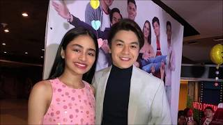Vivoree and CK at the Petmalu premiere night