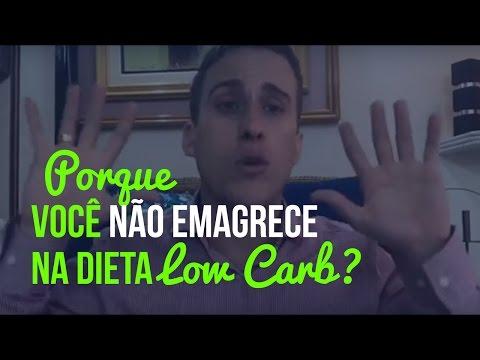 15 Razões Porque Você Não Emagrece na Dieta Low Carb | Dr. Juliano Pimentel
