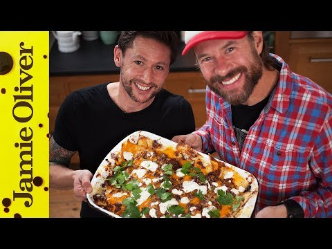 Super Bowl Sunday Killer Nachos | DJ BBQ & Haste's Kitchen