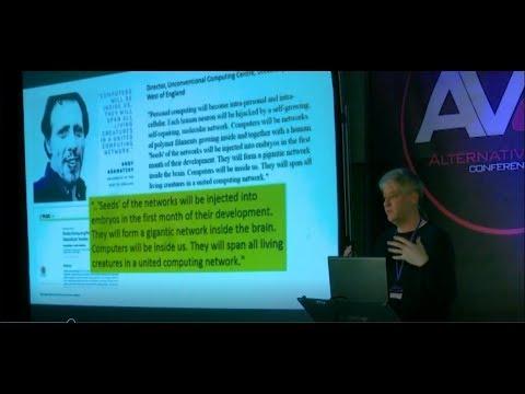 AV8 - Artificial Intelligence : The War on Consciousness - Dr Graham Downing