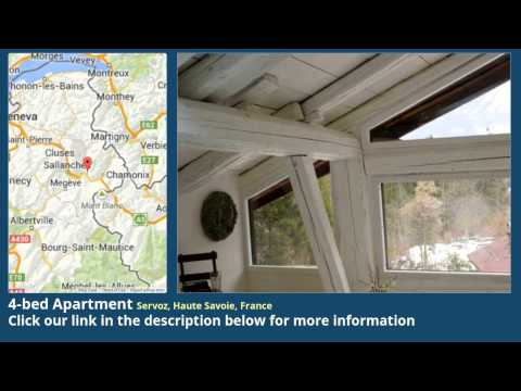 4-bed Apartment for Sale in Servoz, Haute Savoie, France on frenchlife.biz