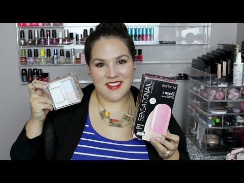 Gel Nail Polish Review & Demo