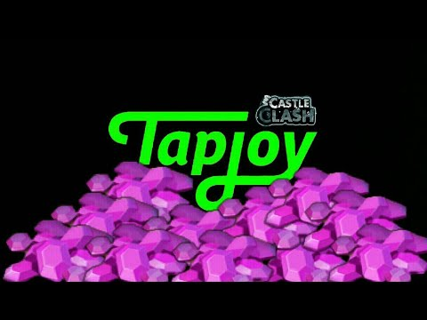 Castle Clash IGG TapJoy Guide A To Z F2P (Free 2 Play)