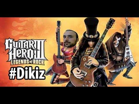 Klavyeden Elektro Gitar - Guitar Hero III: Legends of Rock # Dikiz