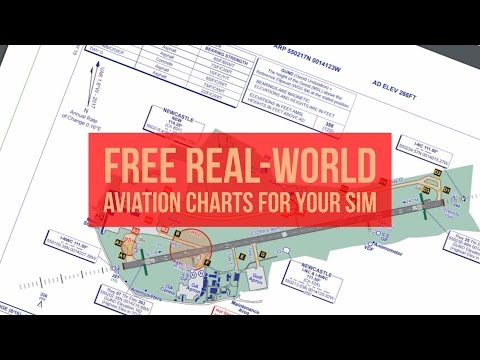 Get Real World Aviation Charts For FREE!...