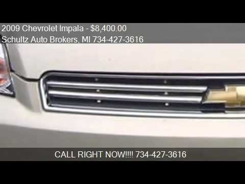 2009 Chevrolet Impala for sale in Livonia, MI 48150 at the S