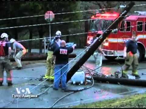 В Алабаме торнадо унес жизни 2 человек