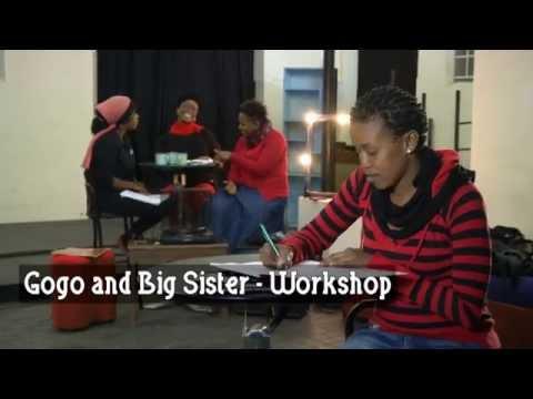 Gogo and big Sister