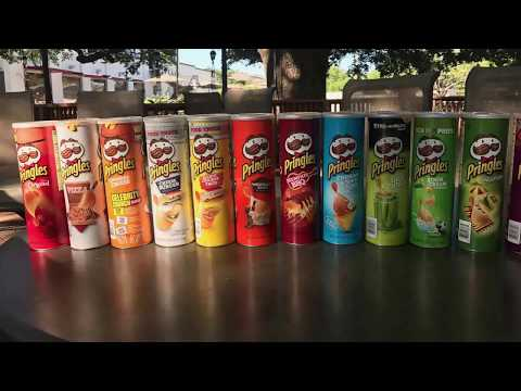 Pringles challenge(WARNING: EXTREME PUKING!!!)